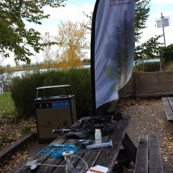 Freshwater Ecology Day at Fort Whyte.