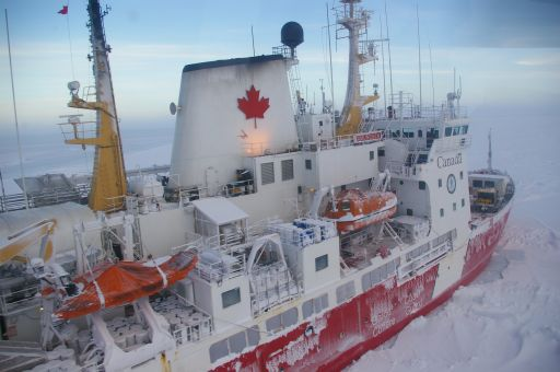 Image of the CCGS Aumdsen