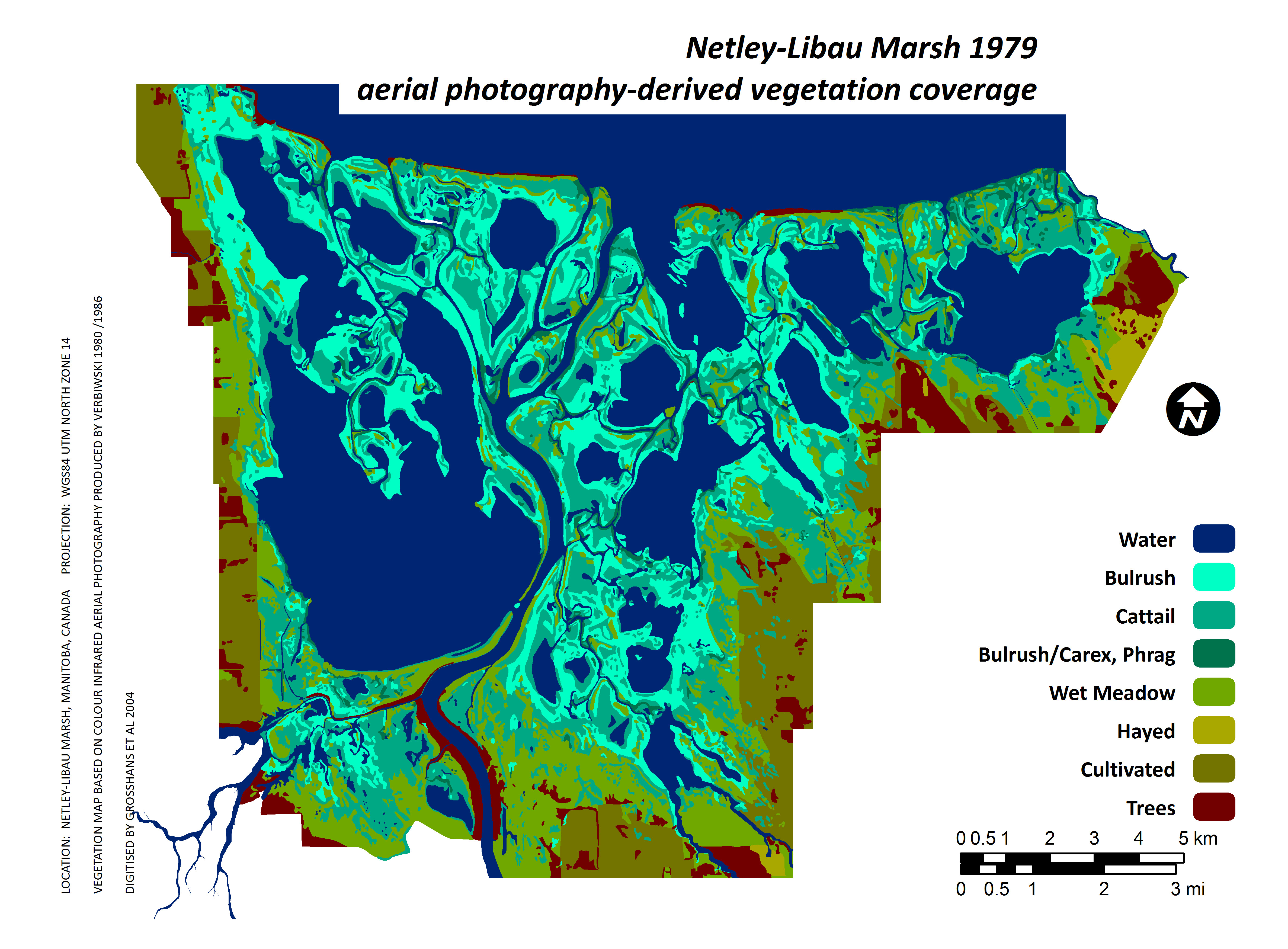 Netley-Libeau Marsh Map Series 8.1;Netley-Libeau Marsh Animation of Map Series 8.2;Netley-Libeau Marsh Animation of Map Series 8.3;Netley-Libeau Marsh Animation of Map Series 8.4