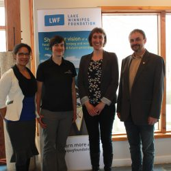 Lake Winnipeg Foundation grant fundees 2016