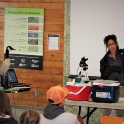 2019 Freshwater ecology day, Fort Whyte
